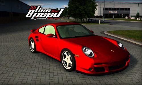 LFS Porsche 911 Turbo