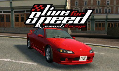 LFS Nissan Silvia S15 SpecR