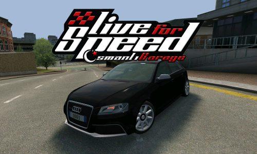 LFS Audi RS3
