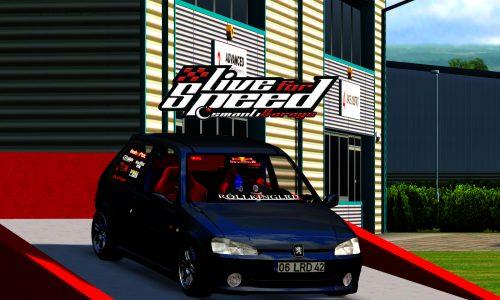 LFS Peugeot 106 Gti