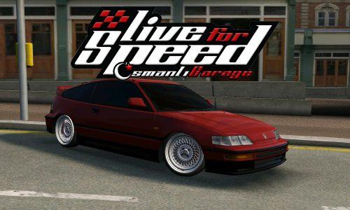 LFS Honda CRX