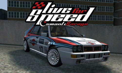 LFS Lancia Delta Integrale
