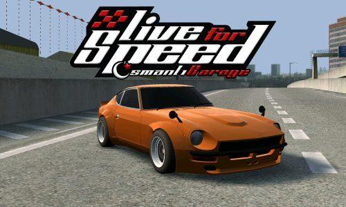 LFS Nissan 240Z RocketBunny
