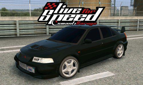 LFS Mitsubishi Evoluiton VI Gsr