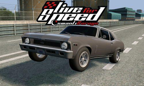 LFS Chevrolet Nova 1969