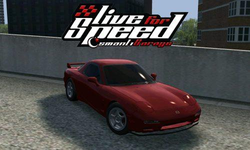 LFS Mazda RX7 FD