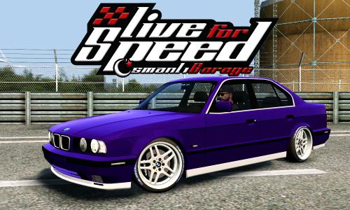 LFS Bmw E34 M5