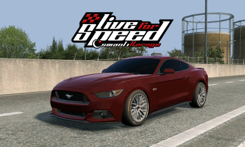 LFS Ford Mustang GT 2015