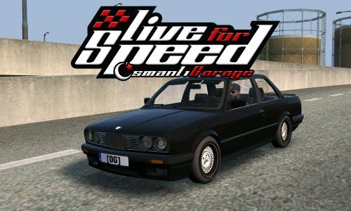 LFS Bmw E30 325