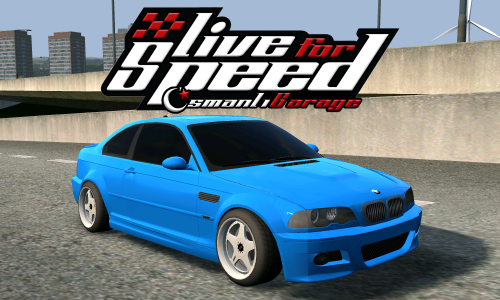 LFS Bmw E46 M3