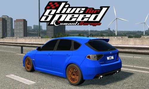 LFS Subaru WRX STI Hatchback