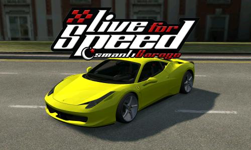 LFS Ferrari 458 Italia