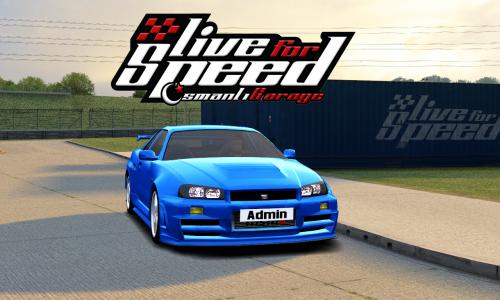 Lfs RB4 Skyline