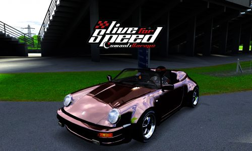 LFS 1989 Porsche 911 Speedster
