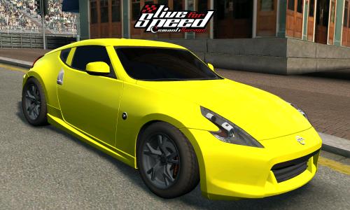 LFS Nissan 370Z