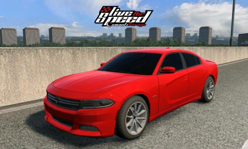 LFS Dodge Charger Hellcat