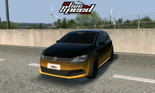 LFS Volkswagen Polo GTI (Matkaps Skinli)