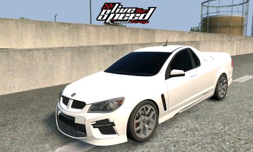LFS Holden Hsv GTS