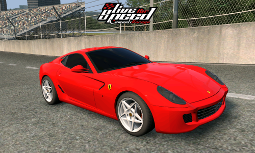 LFS Ferrari 599 GTB Fiorano