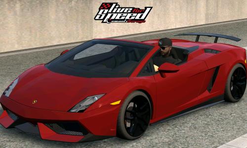 LFS Lamborghini Spyder LP-570