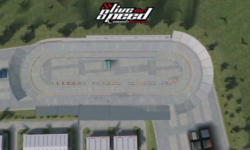 LFS BlackWood Martinsville Speedway – NASCAR XFINITY