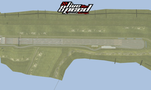 LFS AutoCross Mini AVUS Autobahn Circuit