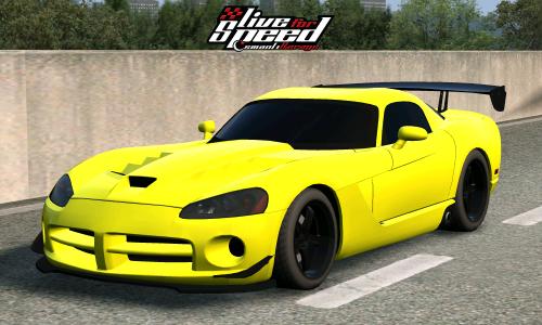 LFS Dodge Viper