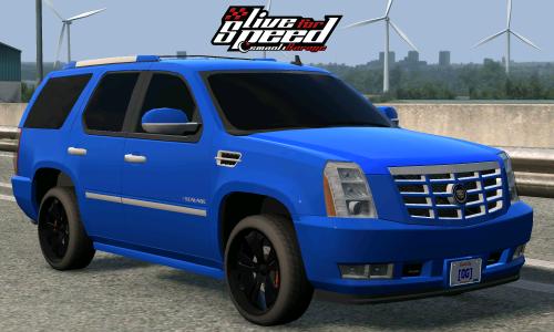 LFS Cadillac Escalade