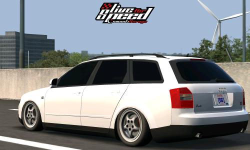 LFS Audi A4 Avant