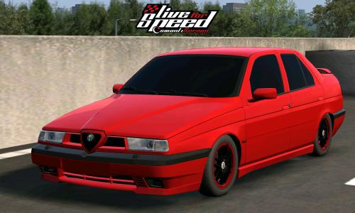LFS Alfa Romeo 155 Quadrifoglio