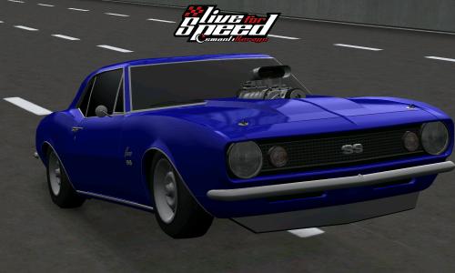 LFS Chevrolet Camaro SS