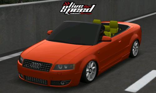 LFS FX Audi S4 Cabrio