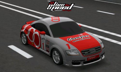 LFS RB4 Audi TT