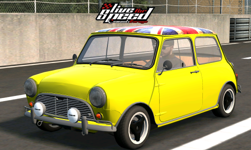 LFS UF Austin Mini Cooper