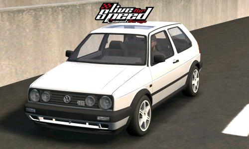 LFS Volkswagen Golf MK2