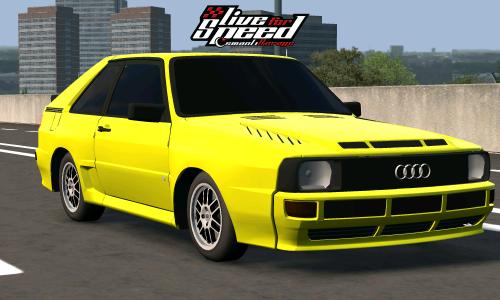 LFS Audi Quattro