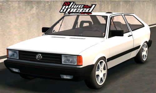 LFS XF Volkswagen Gol GL 88