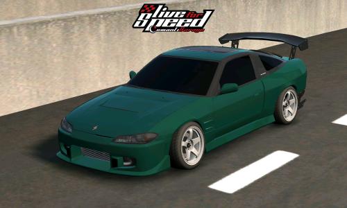 LFS Nissan S13.5