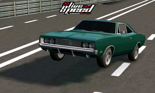 LFS Dodge Charger R/T