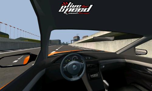 LFS FZ BMW ///M Direksiyon