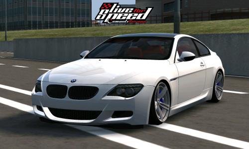 LFS BMW E63 M6