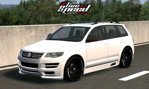 LFS VW Touareg R50