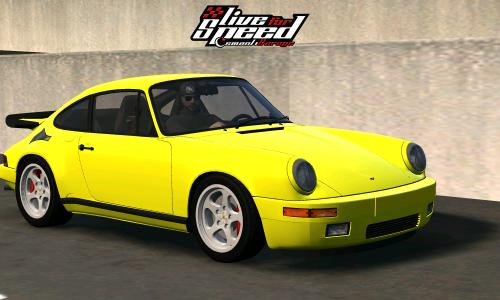 LFS Porsche 1987 RUF CTR