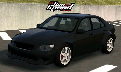 LFS Lexus IS200/300