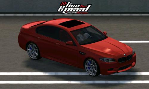 LFS BMW M5 F10
