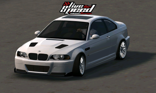 LFS BMW E46 M3 CSL