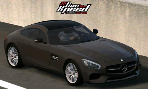 LFS Mercedes-AMG GTS