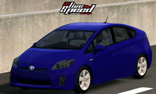 LFS Toyota Prius