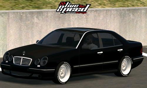 LFS Mercedes-Benz W210 E55 AMG