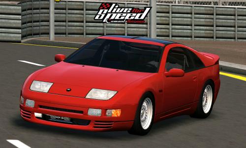 LFS Nissan 300ZX